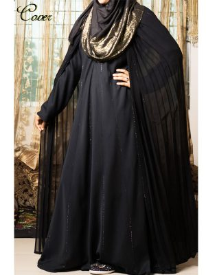 Nora Gown (Black)