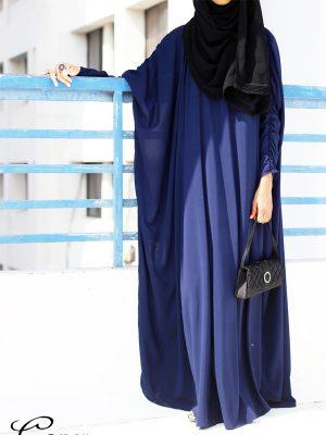 Maria Kaftan-Navy blue