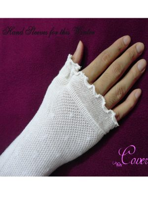 Hand sleeves for winter
