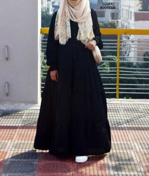 Ariba Gown (black)