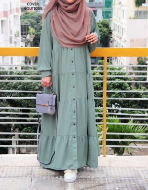 Ariba Gown (mint)