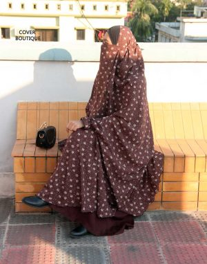 Niquab khimar-skirt Combo