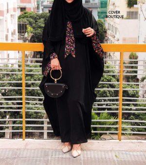Farasha Abaya (black)
