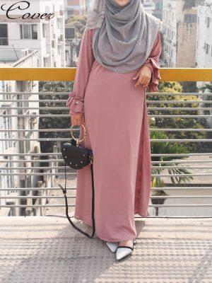 Farhana Burkha (pink)