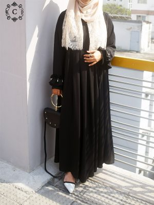 Farhana Burkha (black)