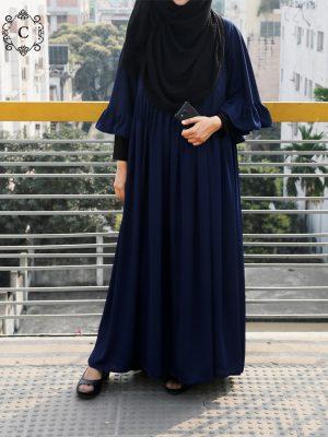 Samarah Gown (blue)