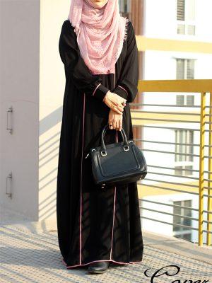 Fabiha Burkha (black)
