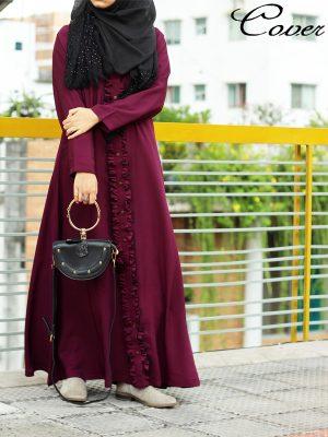 Zubayra (maroon)