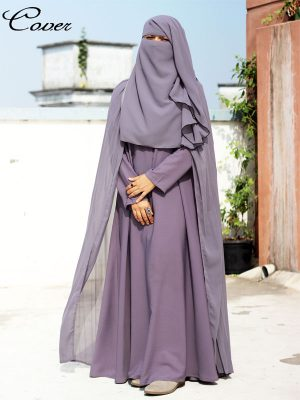Nora Gown (gray)