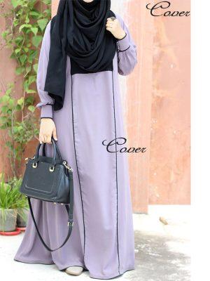 Fabiha Burkha (gray)