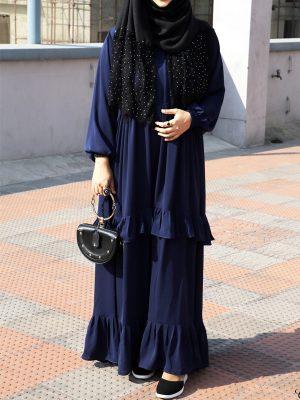 Hafsa Gown (blue)