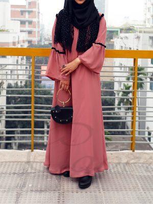 Tania Dress (watermelon pink)