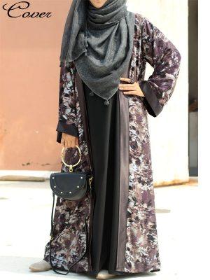 Tahniya Kimono (swirl)
