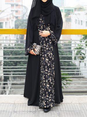 Tahniya Kimono (black)