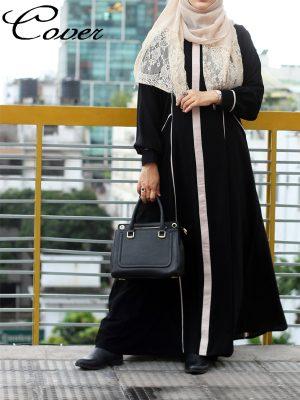Fatiha Burkha (black)