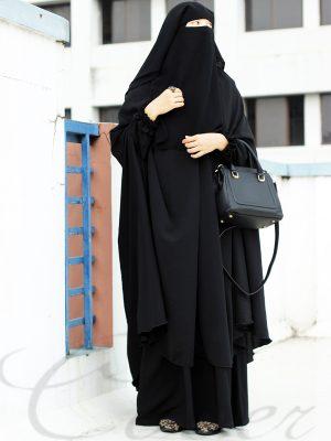 Signature Jilbab Set (black)