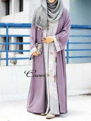 Tahniya Kimono (gray)