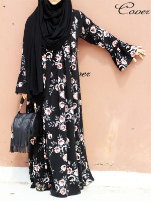 Zahra Gown (floral)