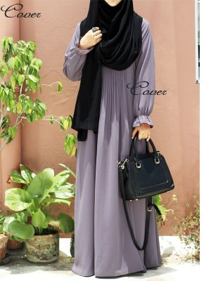 Ayesha Gown (gray)