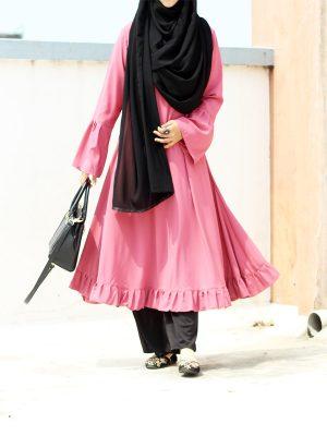 Umaiza kurti (pink)