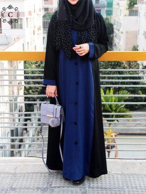 Fakiha Burkha (blue)
