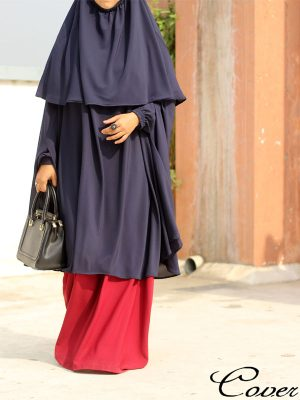 Double layer Khimar