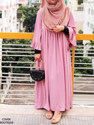 Samarah Gown (baby pink)