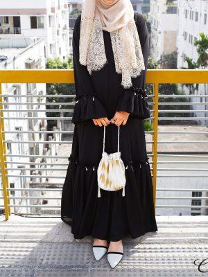 Maira Burkha (black)