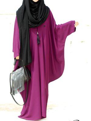 Habiba Kaftan (purple)