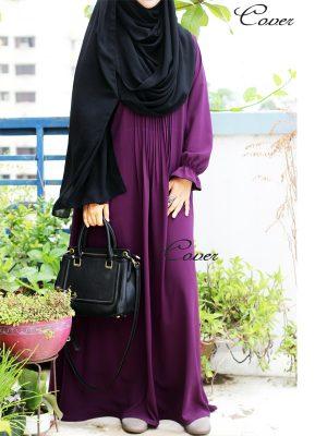 Ayesha Gown (purple)
