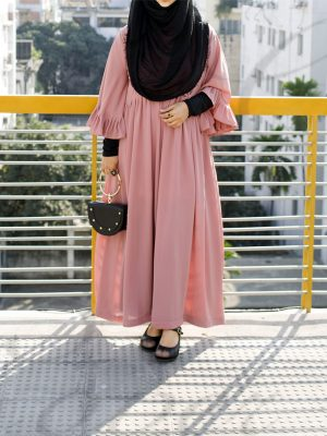 Samarah Gown (watermelon Pink)
