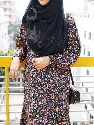 Nusaiba Gown (print)