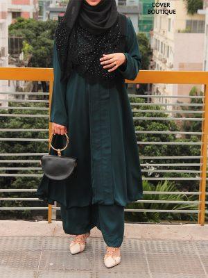 Sara Kurti (teal green)