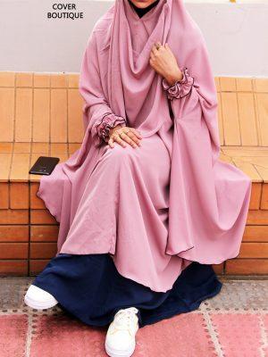 Niqab Khimar Set