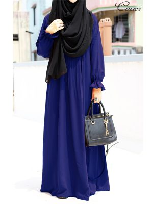 Ayesha Gown (blue)