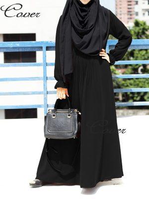 Ayesha Gown (black)