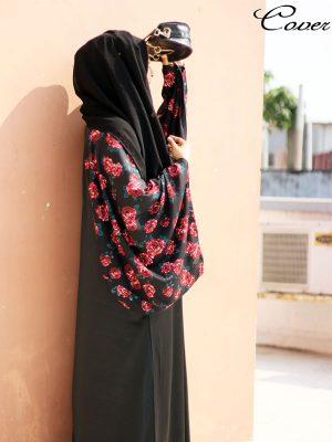 Rahma Abaya (black)