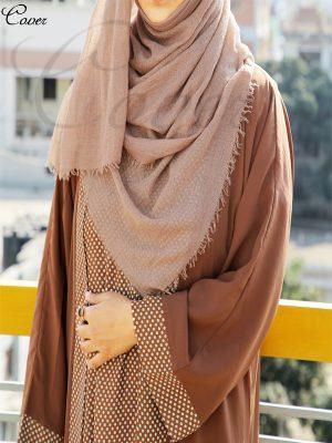 Tahniya Kimono (brown)