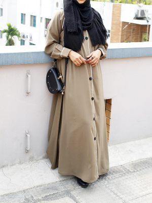 Hafiza Gown (sage)