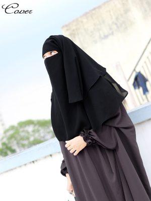 Niquab (black)