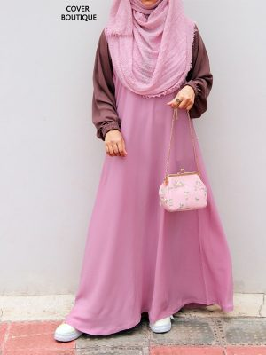 Lamia Frock (baby pink)