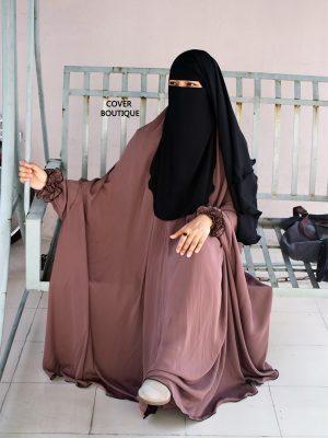 Signature Jilbab Set (chestnut)