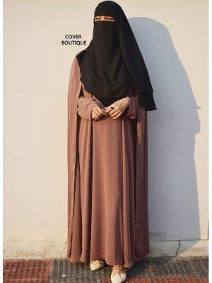 Nora Burqa (chestnut)