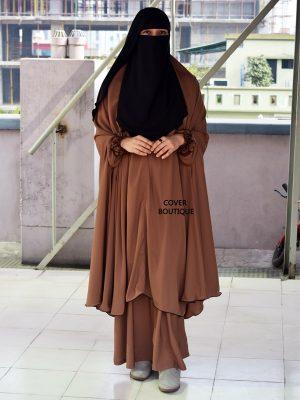 Signature Jilbab Set (bronze)