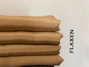 Shimmery Lurex-Flaxen