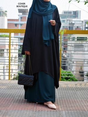 Salma Cape (black)