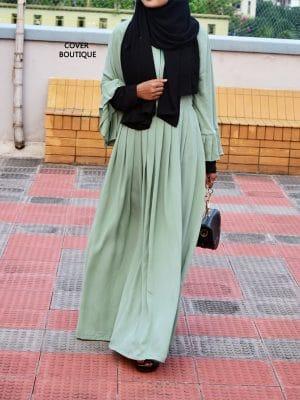 Samarah Gown (lime)