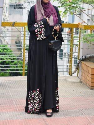 Plain Abaya (black)