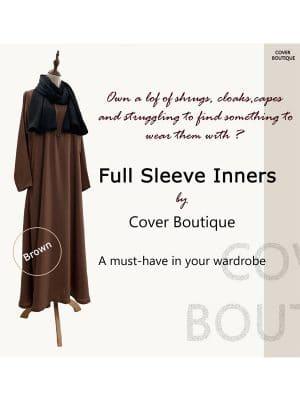 Full Sleeve Inner-Brown