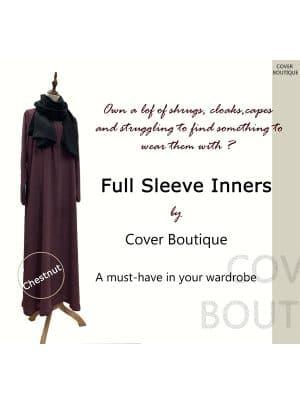 Full Sleeve Inner-Chestnut